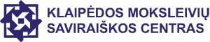 Klaipėdos moksleivių saviraiškos centro logo